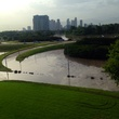 Flooding at Waugh Drive and Allen Parkway
