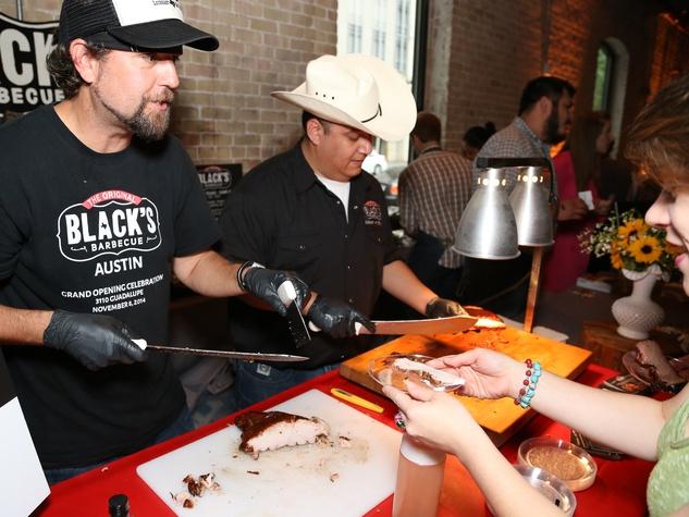 CultureMap Tastemaker Awards 2015 Black's BBQ