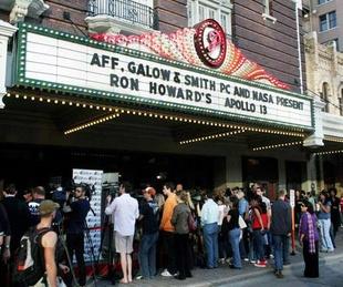 Paramount Theatre Austin Film Festival