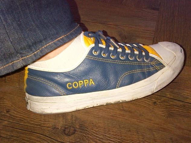 Marene, chef shoes, Brandi Key, Coppa Keds, October 2012