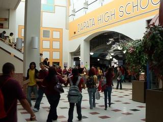 Mariachi, Zapata High School