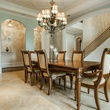 Dining room at 4436 Brookview in Dallas