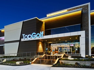 TopGolf opens in Dallas