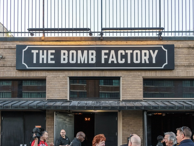 Bomb Factory in Deep Ellum