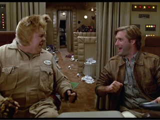 Spaceballs still with Lonestar