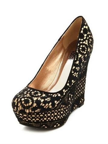 black lace charlotte russe