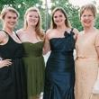 6 Always a Bridesmaid party at Rienzi May 2013 Victoria Ridgway, Sarah Henderson, Durham Kyle, Barbara Fowler