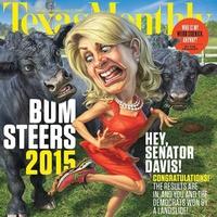 Texas Monthly Bum Steer