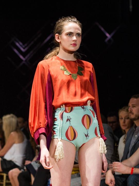 Fashion X Austin Austin Fashion Week AFW Stars Michelle Lesniak