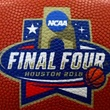 NCAA Final Four Houston