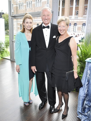 006, Rice University Centennial gala, October 2012, Molly Hubbard, Bruce Wolfe, Linda Wolfe