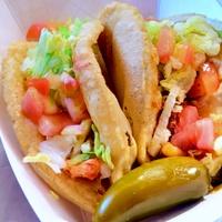Ray's Drive Inn puffy tacos
