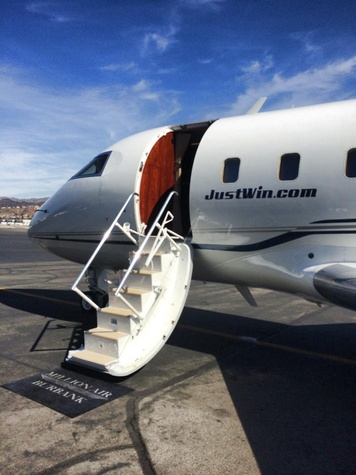 News, Shelby, Tony Buzbee jet, April 2015