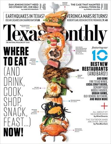 Texas Monthly Best New Restaurants Cover