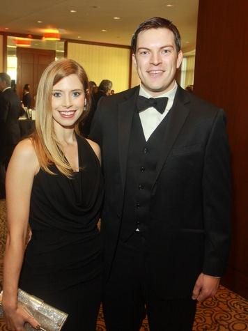 52 Lindsey and Brian Thomas at the Big Brothers Big Sisters gala.