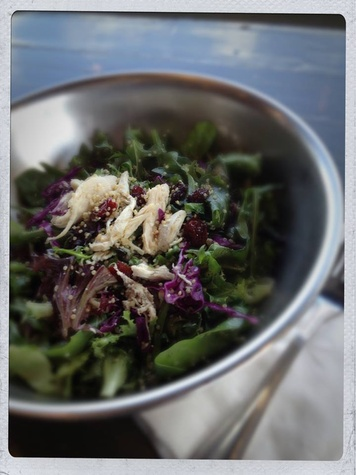 Bam Bam salad, Snappy Salads