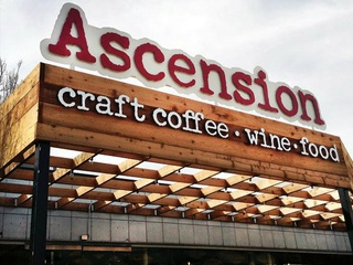 Ascension Coffee, coffee shop, Design District