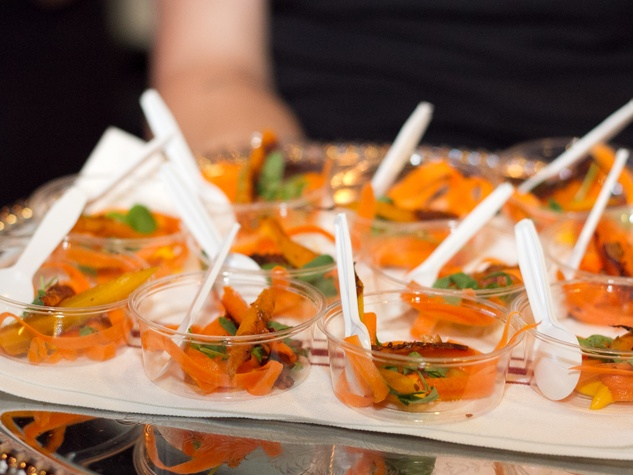 CultureMap Presents Meet Mia Wine Swift's Attic Carrots in Three Textures