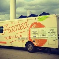 Peached Tortilla truck