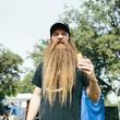 Fun Fun Fun Fest 2013 Best Beards in Austin Allen Demling