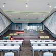 Google Austin office tech talk space