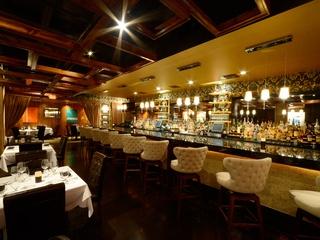 Hawthorn restaurant, Houston, November 2012, bar