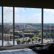 Westin Austin Downtown hotel fitness room gym view 2015