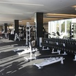 Equinox free weight room at River Oaks District