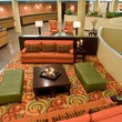 Houston Airport Marriott at George Bush Intercontinental Airport lobby