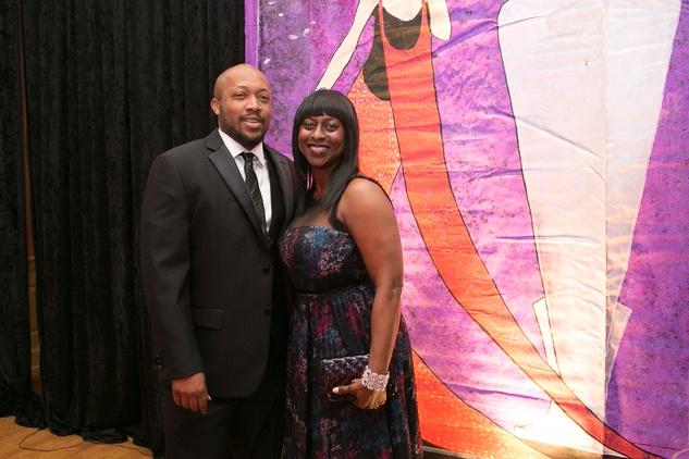 3 Christopher and Nicole Walters at the Junior League of Houston Gala February 2015