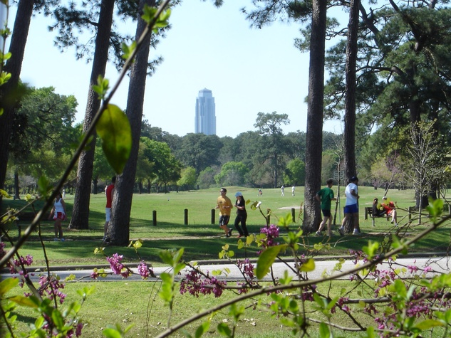 News_Memorial Park_park_jogging