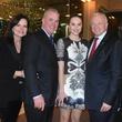 Karen and Stephen Jones with debutante daughter Caroline Jones and grandparents Jerry and Gene Jones
