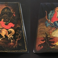"""Russian Cultural Center Our Texas presents """"Fairy Tales in Lacquer"""""""
