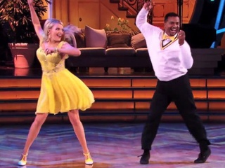 Carlton Dance on ABC Dancing With The Stars