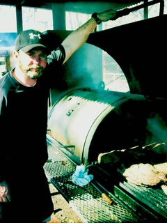 Austin Photo Set: News_Adam Sparks_John Mueller BBQ_jan 2012_john2