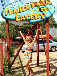 Austin Photo Set: News_Tiffany Harelik_trailer food lots_August 2011_tiffany