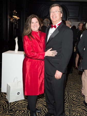 Art League Houston gala, October 2012, Deborah Colton, Bill Colton