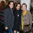 Kristie Ramirez, Joanne Teichman, Muffin Lemak, Ylang 23 Opening