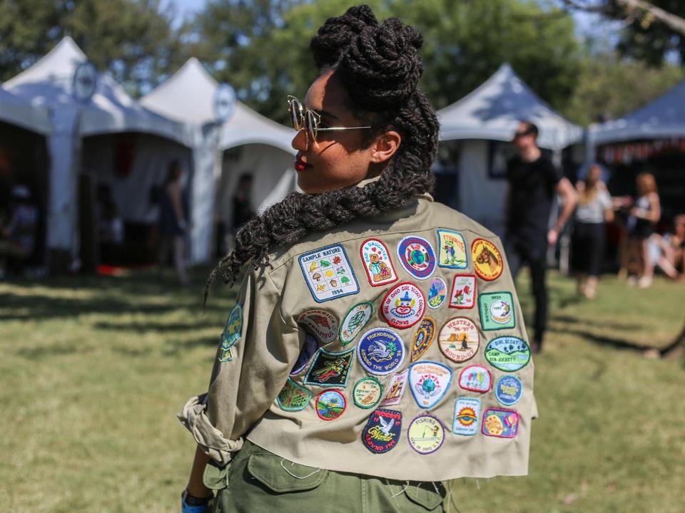 ACL Festival Weekend 2 Festival Style Sophia Eris