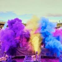 The Graffiti Run LLC presents The Graffiti Run, The Colorful 5K