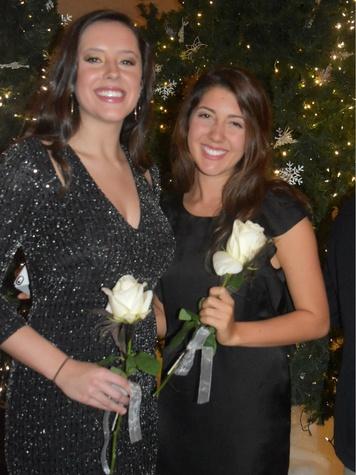 Mary Leila Stillman and Elle Moritz