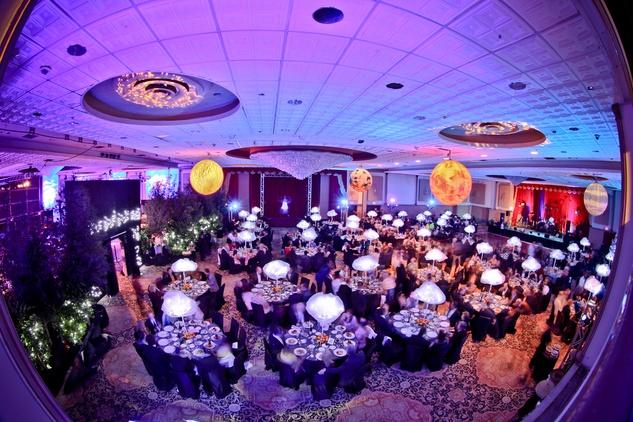 1 crowd, venue at DREAMSCAPE The Orange Show's 32nd Annual Gala November 2013