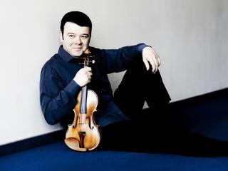 Israeli violinist Vadim Gluzman