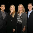 Robert and Jessica Nunez, Sharon Morrison, Jake Pavelka, ESCI Kickoff