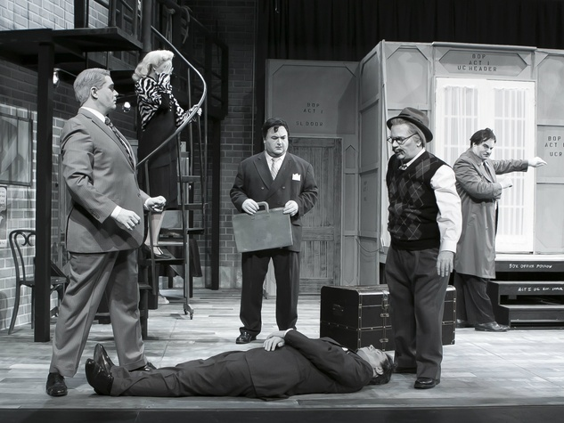 XSR: Die! at Pegasus Theatre