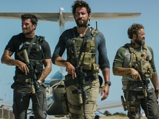 Cast of 13 Hours: The Secret Soldiers of Benghazi