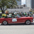 St. Patrick's Day Parade Houston, March 2013, grand marshal, Donna McKenzie