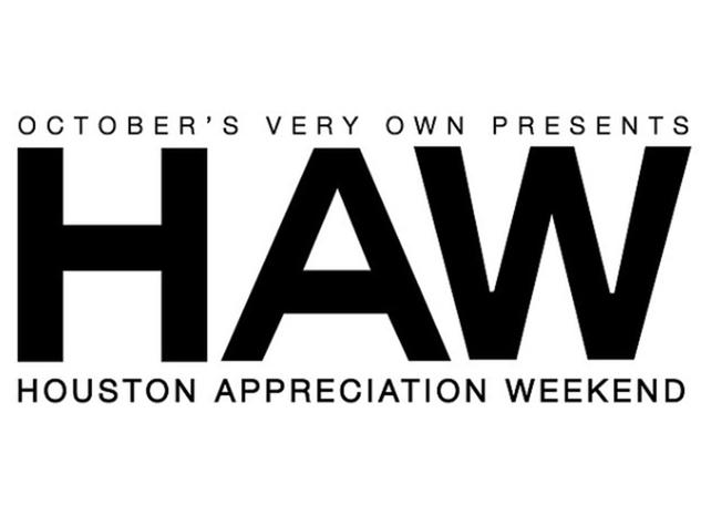 Houston Appreciation Week logo