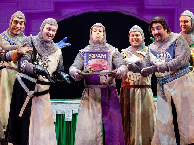 News_TUTS_2012-2013 season_Spamalot
