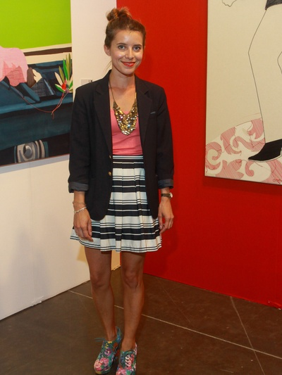 Style File, Aly Berry, September 2012